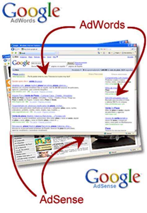 adsense x adwords con google adwords se potencia su publicidad y mercadeo en
