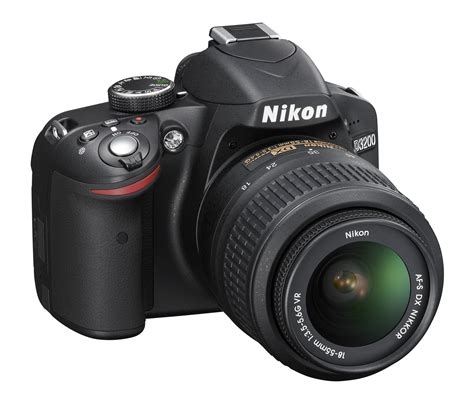dslr nikon d3200 nikon announces the powerful d3200 dslr and nikkor