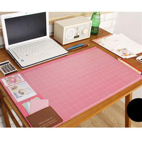 Desk Mat Pink desk non slip pad various color desk pad desk mat mouse pad color pink