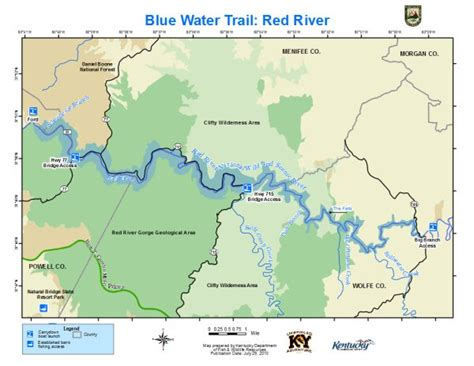 read river kentucky department of fish wildlife river