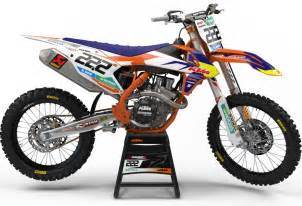 Decal Ktm 250 Ktm Exc Mx Graphics Motocross Graphics Decals Exc 125 250