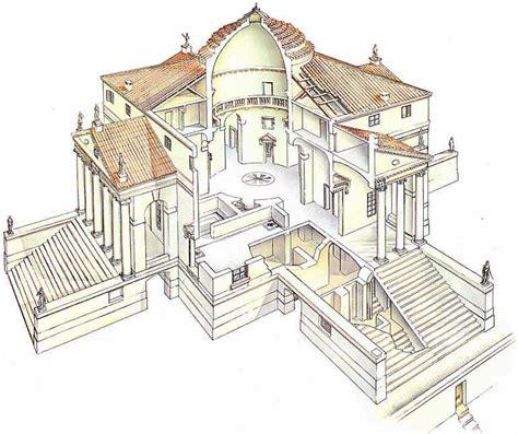 Addison Floor Plan by Palladio Villa Rotonda And The Villa Valmarana Tiepolo