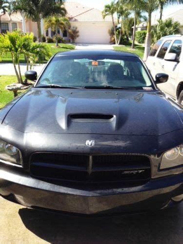 Dodge Charger Srt8 For Sale Near Me by Sell Used 2007 Dodge Charger Srt8 Sedan 4 Door 6 1l In