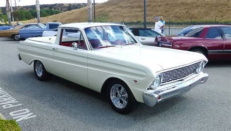 1964 Ford Ranchero by 1964 Ford Falcon Ranchero Up