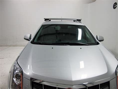 cadillac cts roof rack thule roof rack for 2006 cadillac srx etrailer
