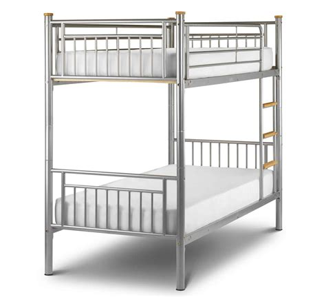 bunk bed with mattresses cheap bunk beds with mattress feel the home