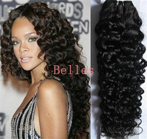 Types Of Wavy Hair Weave by Mixed Bundles Curly Water Wave