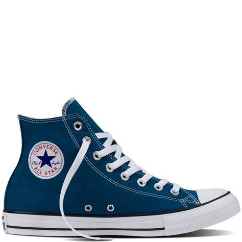 Blue Converse chuck all fresh colours converse fr