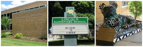lincoln school our school lincoln elementary school
