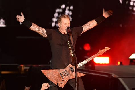 Hetfield Metallica hetfield lends voice to skylanders academy series