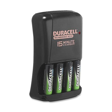 1 minute charger duracell 15 minute charger quickship