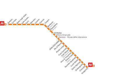 metro porta di roma metropolitana di roma linee