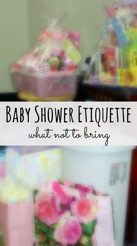 Etiquette On Baby Showers by Baby Shower Etiquette Frugal Fanatic