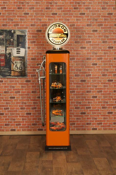 gas display cabinet custom gas pumps retro petrol display cabinet