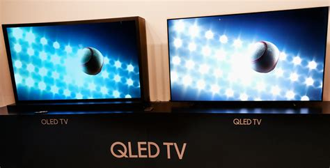 qled tv    compare  oled home theater mag
