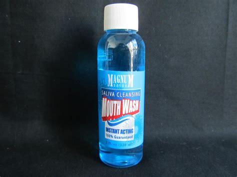 Magnum Detox Instant Mouthwash 2 Oz by Magnum Wash Detox 2 Fl Oz