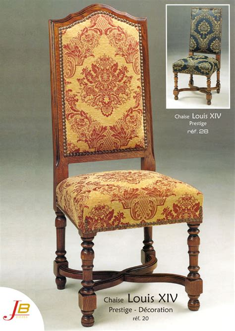 chaise louis xiv style louis xiv chaise