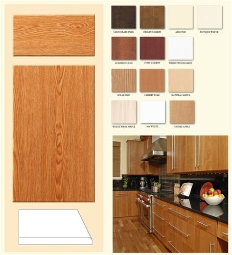 flat front kitchen cabinet doors cabinet doors and refacing supplies flat panel dbs751 or