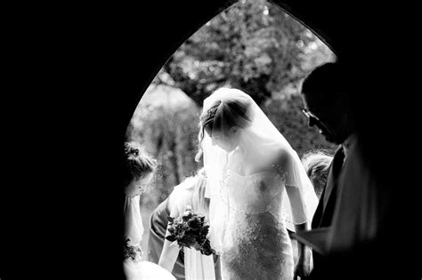 Black And White Wedding Photography by Black And White Wedding Photographer Turner Photography