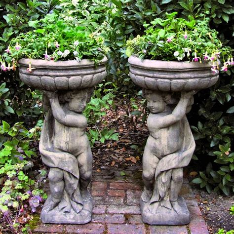 Garden Planters Large by Urn Planters Garden Containers