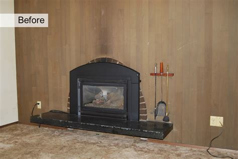 Gas Fireplace Makeover by Gas Fireplace Makeover Washington Energy Services