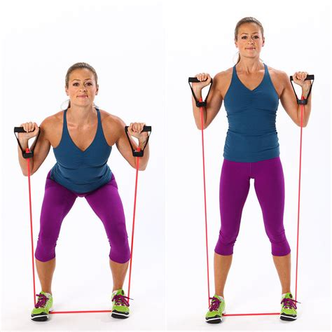 the resistors band 5 resistance band exercises you can do anywhere