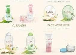 Pembersih Wajah Citra cara perawatan wajah dengan citra cleanser