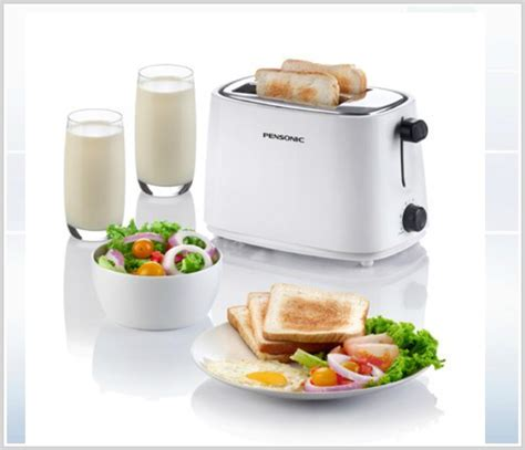 Oven Toaster Pensonic pensonic slice pop up bread toaster end 3 26 2018 8 15 pm