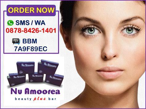 Pelembab Nu Amoorea 0878 8426 1401 xl distributor sabun muka nu amoorea di