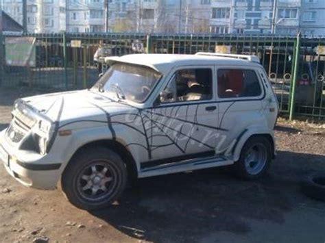Lada Niva Tuning 1129 Lada Niva 4x4 Prepared Tuning Russian Cars