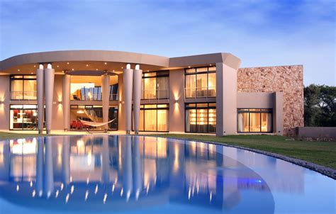 Homes And Interiors by Kyalami Estate Ama Architects