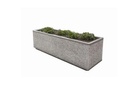 Concrete Security Planters by Concrete Security Planter Tf4213sp