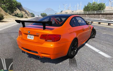 bmw m3 gts bmw m3 e92 m3 gts add on