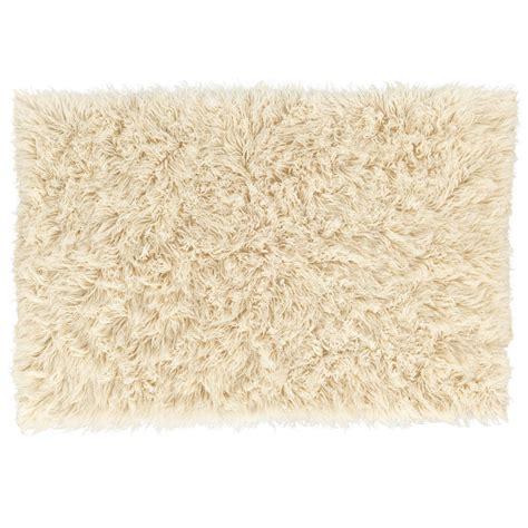 flokati fluff rug  land  nod