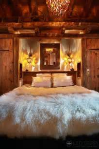 Warm Interiors Reading 21 Extraordinary Beautiful Rustic Bedroom Interior Designs