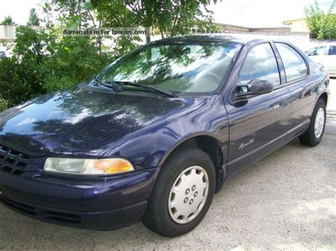 how can i learn about cars 1999 plymouth voyager parental controls 1999 plymouth other car photo and specs