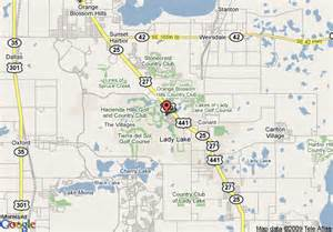 Lady Lake Florida Map by Map Of Towneplace Suites By Marriott The Villages Lady Lake