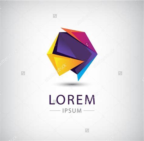 Origami Logo - 20 origami logo designs psd ai illustrator vector eps