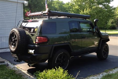 Fj Awning by What Did You Do To Your Fj Cruiser Today Page 732