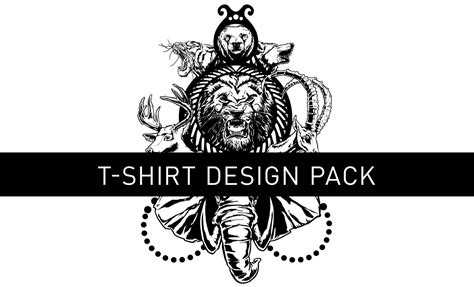 design your own t shirt vector unleashed vector t shirt design pack go media s arsenal