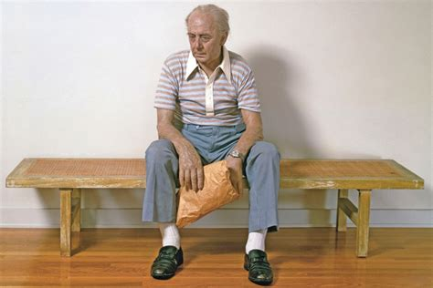 man on the bench duane hanson sculpture surprising crystal bridges visitors
