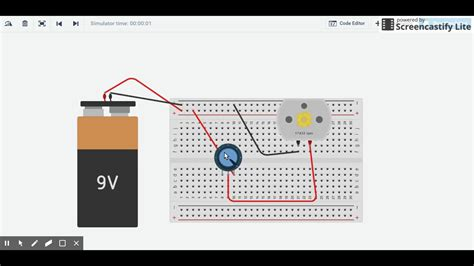 dc motor potentiometer wiring diagram how to wire a