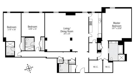 manhattan plaza apartments floor plans the plaza residences 768 5th ave nyc manhattan scout