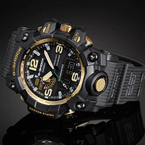 Casio G Shock Gpg 1000 Black casio g shock gwg 1000gb 1a dr mudmaster sensor