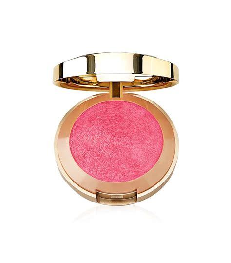blush pink baked blush