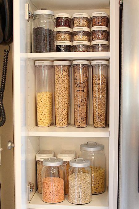 Pantry Storage Jars by Top 10 Tips For Pantry Organization And Storage Jars