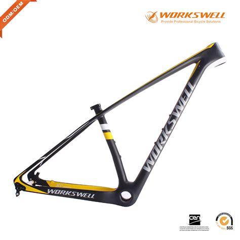 Sepeda 29er Ud Matt Carbon Fiber Mountain Mtb Bicycle Frames 15 17 19 2017 workswell mountain bikes frame 29er ud matte carbon