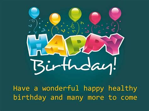 Wishing Happy Birthday To My Happy Birthday Wishes And Quotes Birthday Wishes Quotes