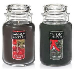 candele yankee candle italia yankee candle candele e kit regalo per natale beautydea