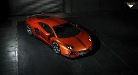 Lamborghini Tuning: Vorsteiner unveils Lamborghini